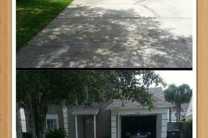 Photo #11: Roof Cleaning starting at $299. H2O POWER CLEAN LLC.