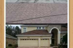 Photo #7: Roof Cleaning starting at $299. H2O POWER CLEAN LLC.