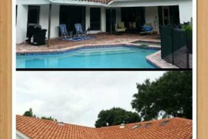 Photo #6: Roof Cleaning starting at $299. H2O POWER CLEAN LLC.