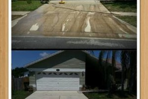 Photo #2: Roof Cleaning starting at $299. H2O POWER CLEAN LLC.