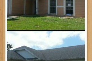 Photo #1: Roof Cleaning starting at $299. H2O POWER CLEAN LLC.