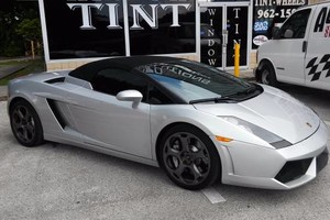 Photo #1: Auto Solutions - Window Tint
