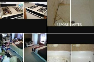 Photo #1: The Green Diamond Maintenance - cleaning services