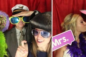 Photo #4: Photo booth rental - special deal - $300 for 3 hrs! Wey photography