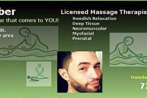 Photo #1: Pet Massage! Extensive Healing Benefits!