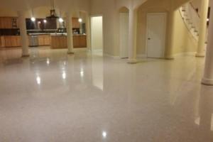 Photo #3: The Floor Guy Inc. Stone Floor Specialist Concrete, Marble, Terrazzo
