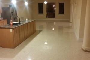 Photo #2: The Floor Guy Inc. Stone Floor Specialist Concrete, Marble, Terrazzo