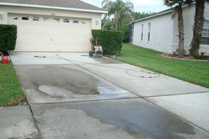 Photo #13: Pressure Washing, screen repair and more... Landscapes by Design