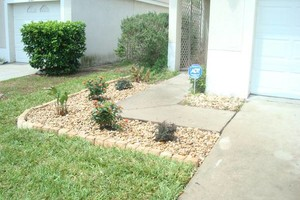 Photo #11: Pressure Washing, screen repair and more... Landscapes by Design