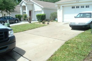 Photo #8: Pressure Washing, screen repair and more... Landscapes by Design
