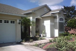 Photo #7: Pressure Washing, screen repair and more... Landscapes by Design