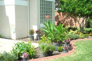 Photo #6: Pressure Washing, screen repair and more... Landscapes by Design