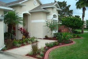 Photo #4: Pressure Washing, screen repair and more... Landscapes by Design