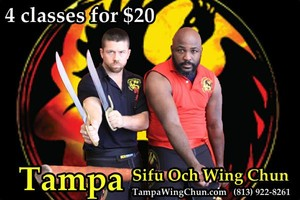Photo #9: Self-Defense using Wing Chun Kung Fu (Tampa Martial Arts)