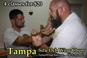 Photo #8: Self-Defense using Wing Chun Kung Fu (Tampa Martial Arts)