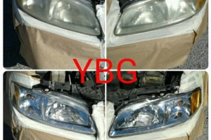 Photo #5: YBG HEADLIGHT RESTORATION