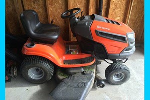 Photo #1: Riding Lawn Mowers - Onsite Repairs - Tuneups