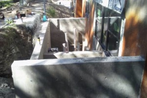 Photo #13: Vallejo Concrete (retaining walls/curbs/driveways)