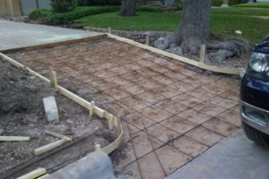 Photo #7: Vallejo Concrete (retaining walls/curbs/driveways)