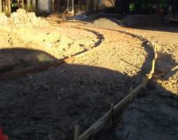 Photo #6: Vallejo Concrete (retaining walls/curbs/driveways)