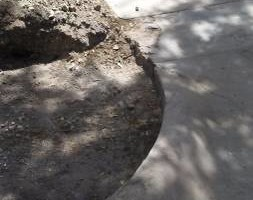 Photo #5: Vallejo Concrete (retaining walls/curbs/driveways)