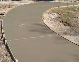 Photo #3: Vallejo Concrete (retaining walls/curbs/driveways)