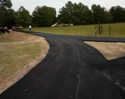Photo #2: Paving & Sealcoating. Asphalt driveways