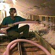 Photo #2: Think Home Insualtion. Insulate Your Attic and SAVE $$$