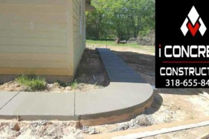 Photo #3: iConcrete Construction - New Driveway, Slab, Foundation, Patio