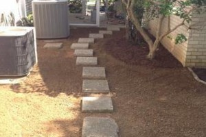 Photo #6: LANDSCAPING & MORE - PROFESSIONAL WORK, 'DIRT CHEAP' !!!
