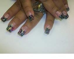 Photo #15: Nails - $15 full set design