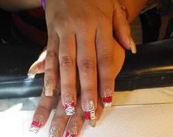 Photo #8: Nails - $15 full set design