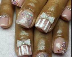 Photo #5: Nails - $15 full set design