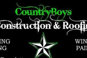 Photo #1: Country Boy Roofing and Construction. Roof Repairs & ReRoofs FAST