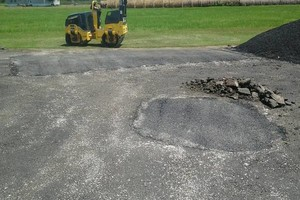 Photo #6: ACE ASPHALT PAVING/ MAINTENANCE