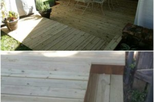 Photo #11: Are you thinkin of doing a project? Floring, porches, patios, decks, roof repair