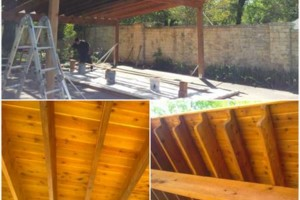 Photo #1: Are you thinkin of doing a project? Floring, porches, patios, decks, roof repair
