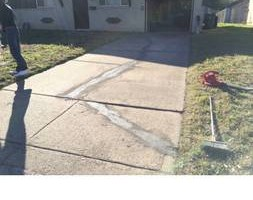 Photo #2: SEALCOATING & ASPHALT PATCHING & CONCRETE REPAIR