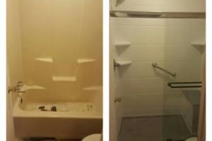Photo #7: BATHVISION - Walk In Showers, Vanity Tops, Full Bathroom Remodeling