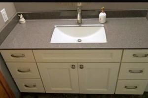 Photo #3: BATHVISION - Walk In Showers, Vanity Tops, Full Bathroom Remodeling