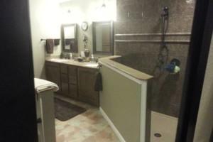 Photo #2: BATHVISION - Walk In Showers, Vanity Tops, Full Bathroom Remodeling