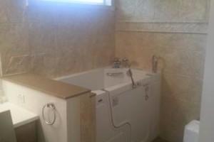 Photo #1: BATHVISION - Walk In Showers, Vanity Tops, Full Bathroom Remodeling