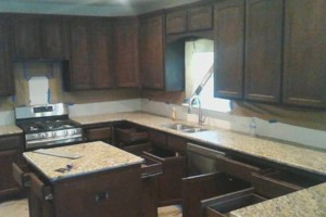 Photo #5: Ortiz granite countertops
