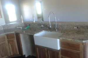 Photo #1: Ortiz granite countertops