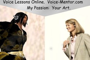 Photo #1: Gary Shannon of voice-mentor. Voice Lesson $37