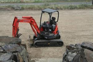 Photo #8: Mini Excavator with Operator