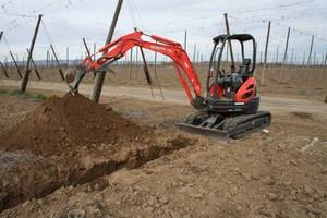 Photo #6: Mini Excavator with Operator