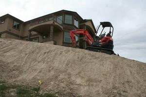 Photo #4: Mini Excavator with Operator