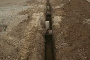 Photo #2: Mini Excavator with Operator