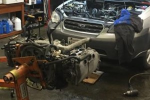 Photo #9: Subaru specialist! Head gaskets timing belts upgrades. Master tech.